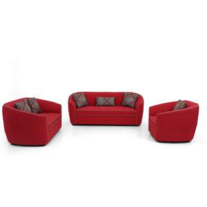 Plum Sofa set
