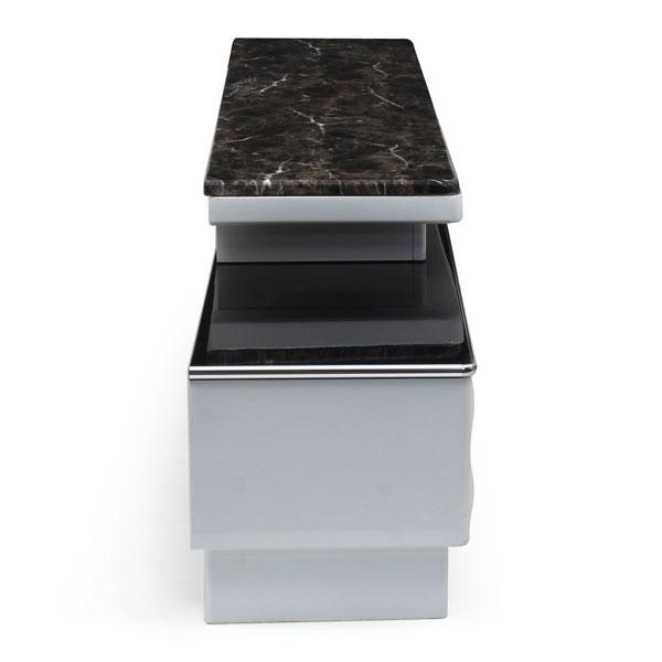 Italian Art Marble TV Stand